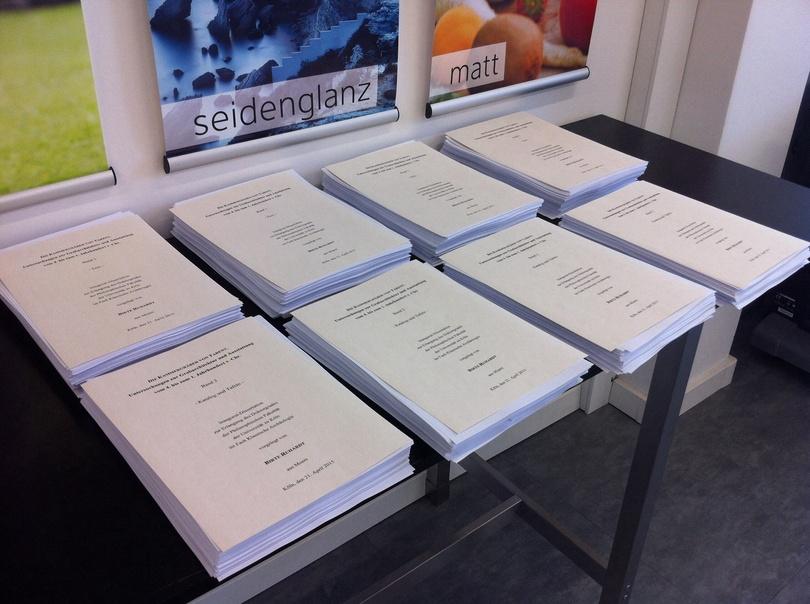 Dissertation doktorarbeit unterschied