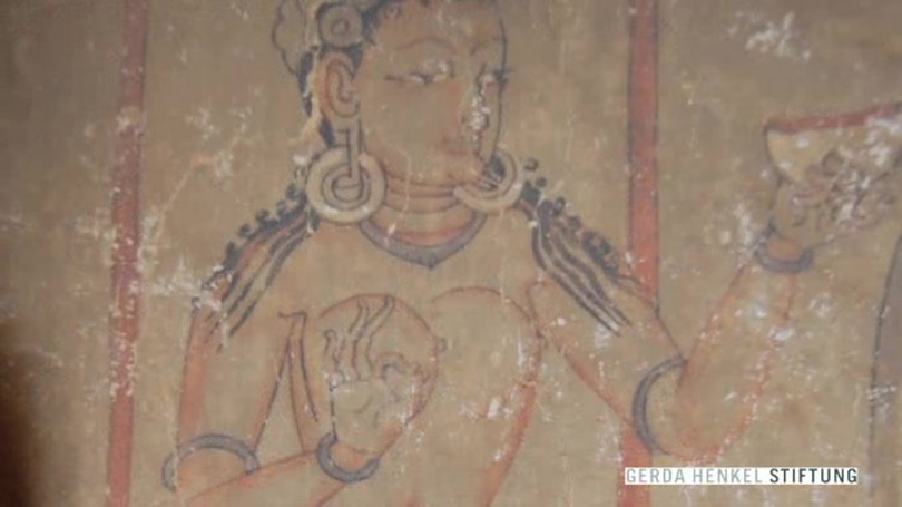 Tracing the development of early Buddhist art