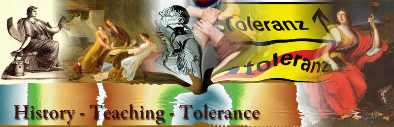 History - Teaching - Tolerance