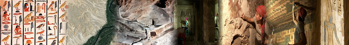 Conservation of Theban Temples and Tombs