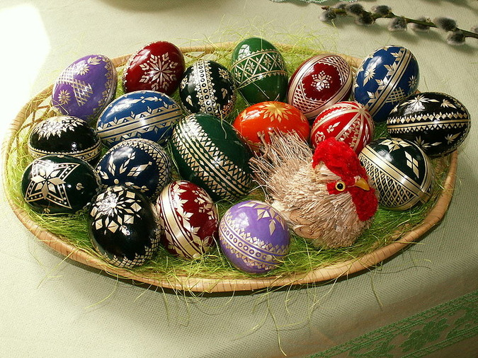 Frohe Ostern! Happy Easter!