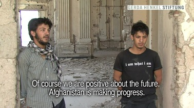 Angry Young Men in Afghanistan? - Episode II