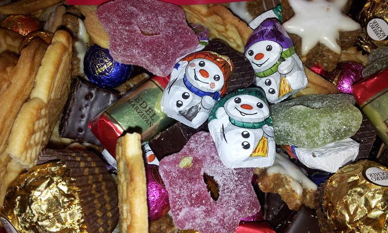 Fröhliche Weihnachten Lisa Wissenschaftsportal Gerda