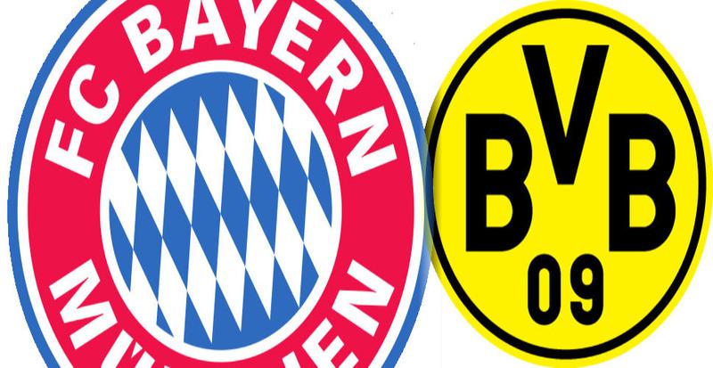Bayern Munchen Und Borussia Dortmund Ein Historischer