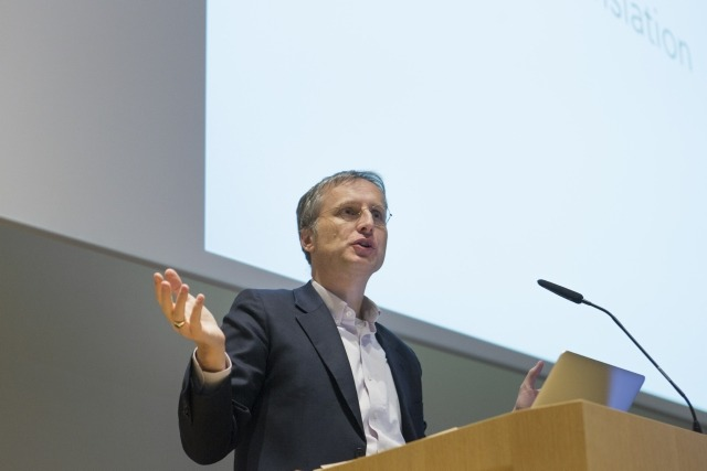Viktor Mayer-Schönberger: The Big Deal about Big Data