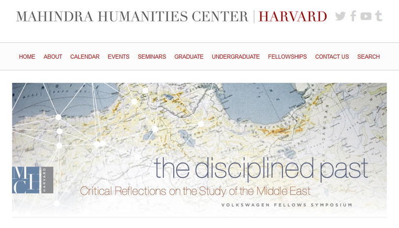 The Disciplined Past: Critical Reflections on the Study of the Middle East