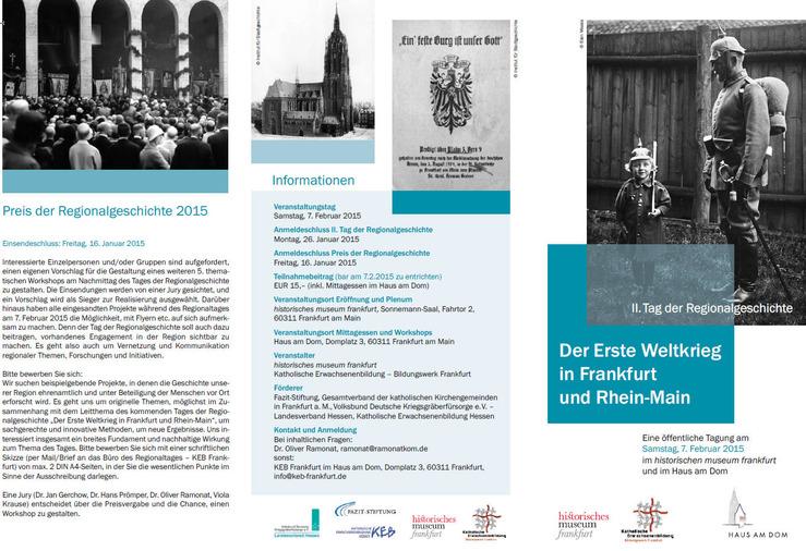 Der Erste Weltkrieg In Frankfurt Und Rhein Main Lisa