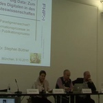#RKB15: (Retro)Digitalisate – Kommentarkultur – Big Data: Zum Stand des Digitalen in den Geisteswissenschaften Panel 4