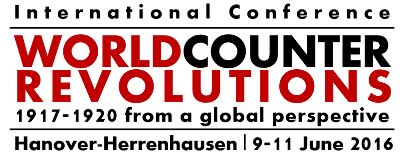 World-Counter-Revolutions: 1917-1920 from a Global Perspective