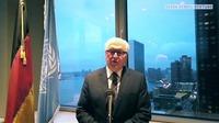 Festrede von Bundesaußenminister Frank-Walter Steinmeier