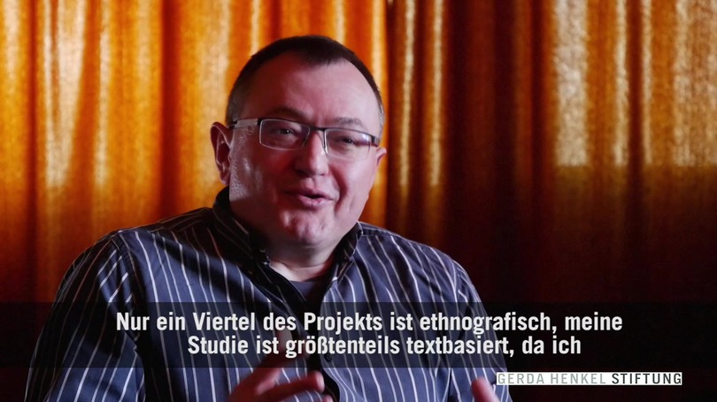 The general interview with Prof Dr Simeon Evstatiev