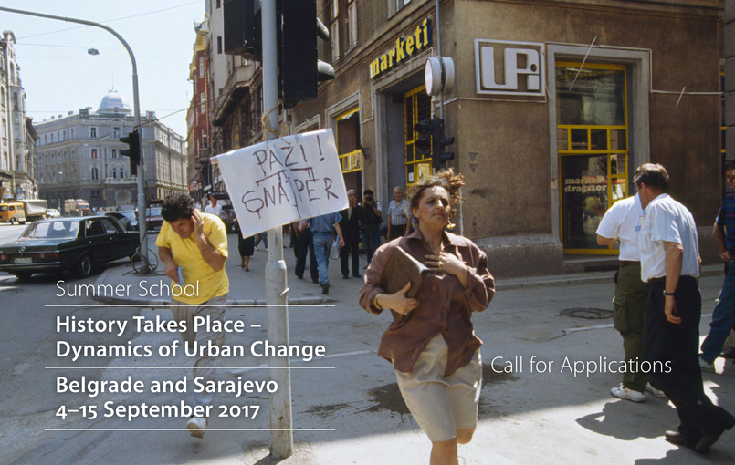 History Takes Place – Dynamics of Urban Change