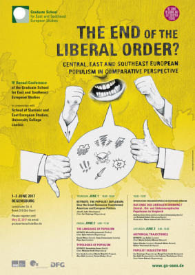 The End Of the Liberal Order? Central, East, and Southeast European Populism in Comparative Perspective