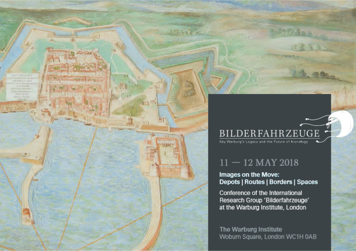 "Images on the Move | Conference of the International Research Group ""Bilderfahrzeuge"" at the Warburg Institute"