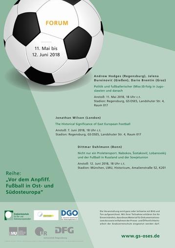 Vor Dem Anpfiff Fußball In Ost Und Südosteuropa Lisa