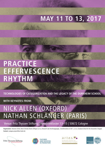Practice, Effervescence, Rhythm: Technologies of Categorization and the Legacy of the Durkheim School