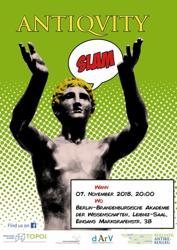 3. Berliner Antiquity Slam