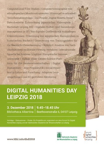 Digital Humanities Day Leipzig 2018