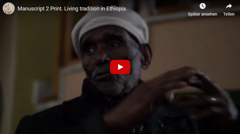Manuscript 2 Print. Living tradition in Ethiopia