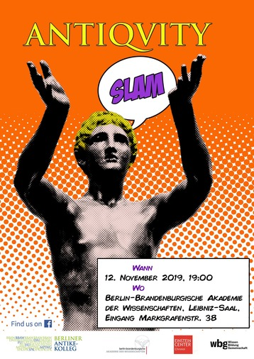 4. Berliner Antiquity Slam