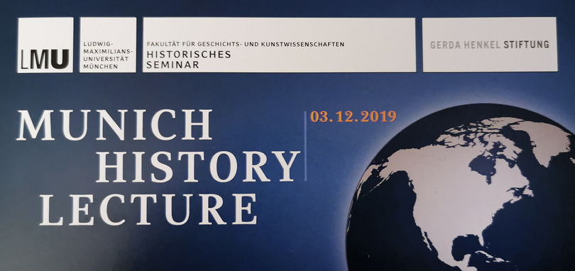 "Munich History Lecture | Timothy Snyder: ""Can the United States be a Free Country? Present Risks and Future Challenges"""