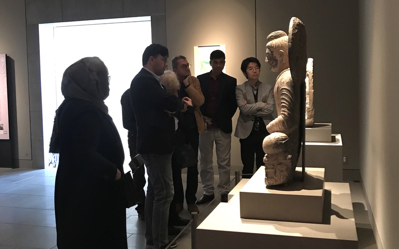 Kabul Museum Project | Art History and Curatorial Workshop in Japan